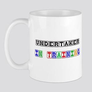 Undertaker In Training Mug