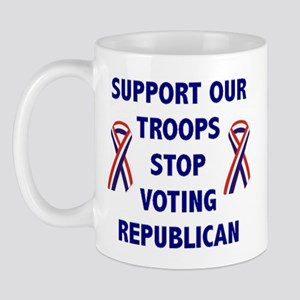 Support Our Troops! Mug