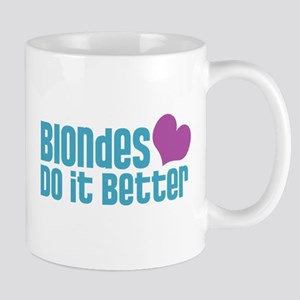 Blondes Do It Better Mug