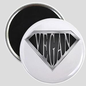 SuperVegan(Metal) Magnet