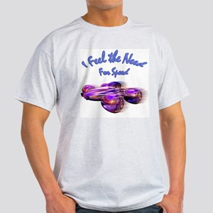Need for Speed - Ash Grey T-Shirt
