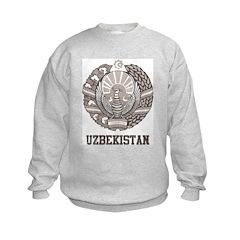 Vintage Uzbekistan Sweatshirt