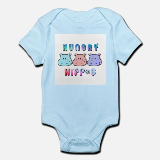 Hungry Hippo's Infant Creeper