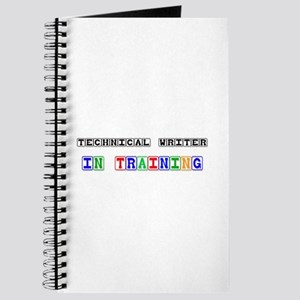 Technical Writer In Training Journal