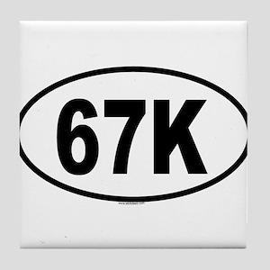 67K Tile Coaster
