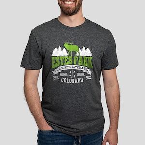 Estes Park Vintage Women's Dark T-Shirt