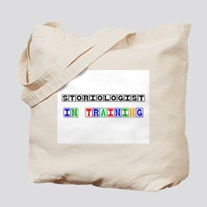 Storiologist In Training Tote Bag