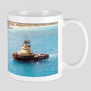 Harbor Tugboat, Mug