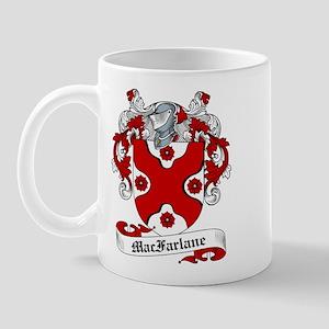 MacFarlane Family Crest Mug