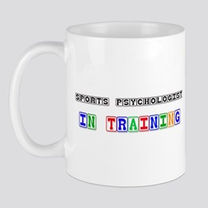 Sports Psychologist In Training Mug