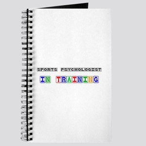 Sports Psychologist In Training Journal