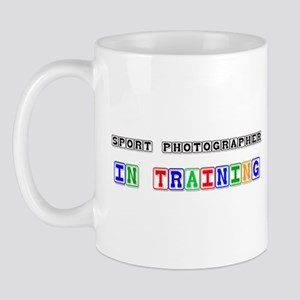 Sport Photographer In Training Mug