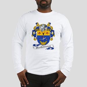 MacGillivray Family Crest Long Sleeve T-Shirt