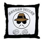 Moreno Valley O.G. Throw Pillow