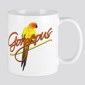 Gorgeous Sun Conure Mug