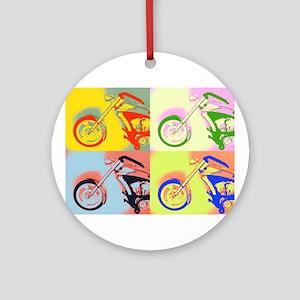 Ornament for the biker lover