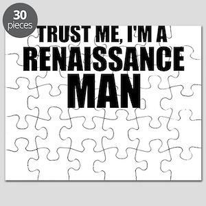 Trust Me, I'm A Renaissance Man Puzzle