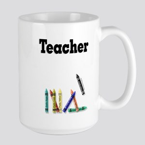 Teacher Large Mug