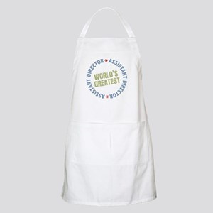 World's Greatest Assistant Director BBQ Apron
