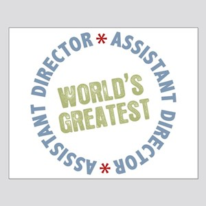 World's Greatest Assistant Director Small Poster
