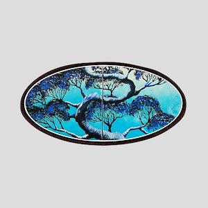 Blue Bonsai Serenity Patch