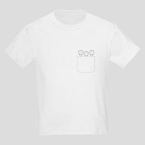 Golf Balls Kids Light T-Shirt