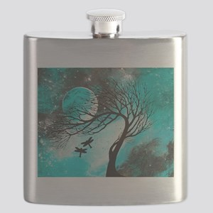 Dragonfly Bliss Flask