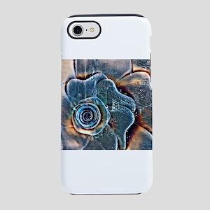 Blue Flower iPhone 8/7 Tough Case