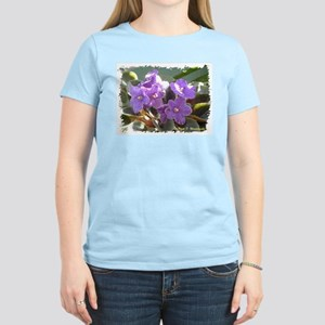Purple Violet Women's Light T-Shirt