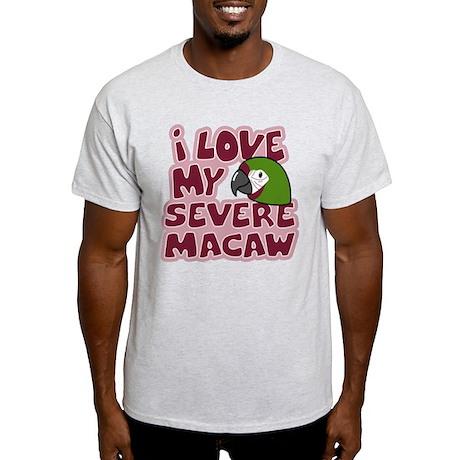 Kawaii Severe Macaw Light T-Shirt