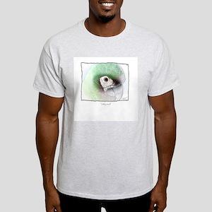 Digital Art Severe Macaw Light T-Shirt