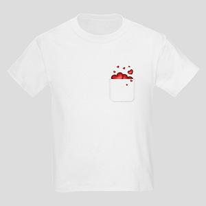Hearts Kids Light T-Shirt