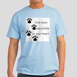 Cat Prints Light T-Shirt