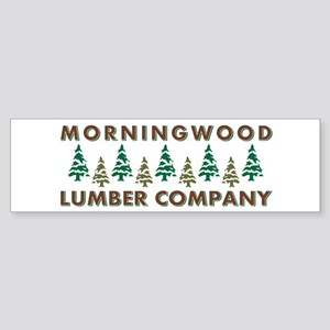 MORNINGWOOD Bumper Sticker