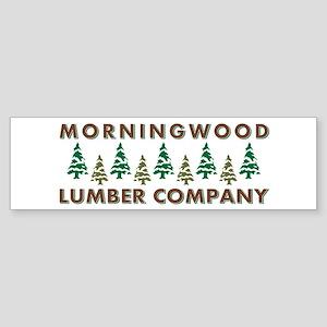 MORNINGWOOD Bumper Sticker