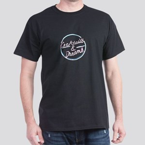 Cocktails and Dreams Dark T-Shirt