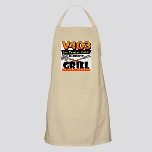V-103 All Up In Yo Grill BBQ Apron