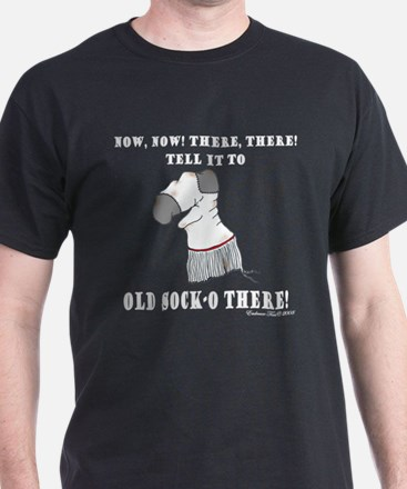 Tell it to Sock-O T-Shirt