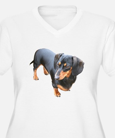 'Lily Dachshund Dog' T-Shirt