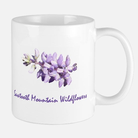 Sawtooth Mountain Wildflowers Mug