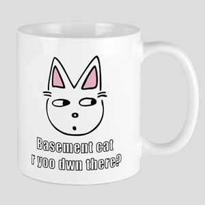 Basement Cat Mug