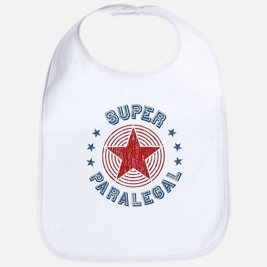 Super Paralegal Bib