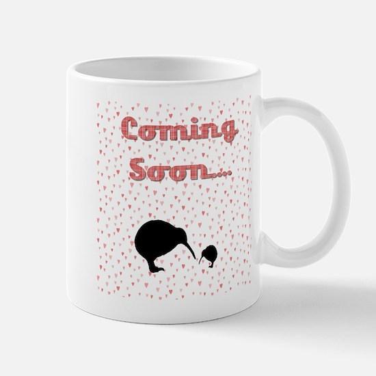 Baby Girl Kiwi Mug