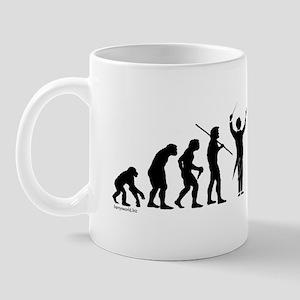 Conductor Evolution Mug