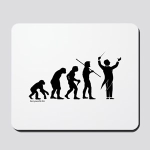 Conductor Evolution Mousepad