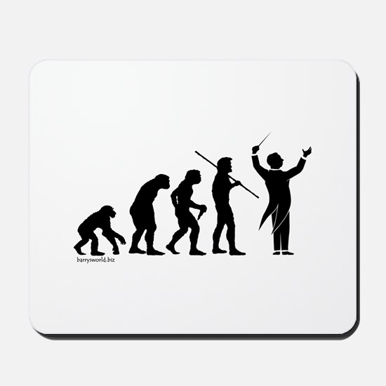 Conductor Evolution Mousepad