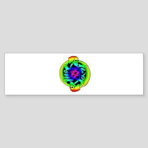 Twisted Doxies Bumper Sticker