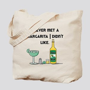 I Like Margaritas Tote Bag