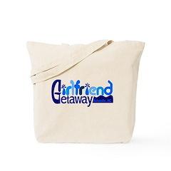 Girls Weekend Asheville Tote Bag
