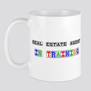 Real Estate Agent In Training Mug